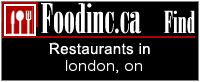 Restaurants in London, Ontario